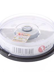 1-8X 1.4GB/30min Mini Recordable DVD-R for General Ver 2.0/Data/Video (10-pack)
