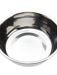 Stainless Steel Pet Bowl for Dogs Cats