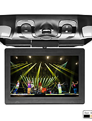 "12,1 ""-Dachmontage Auto-DVD-Player mit Analog-TV-Support-DVD, SD, USB, FM-, IR-, MP4-, Wireless-Spiel"