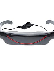 72 pouces 4 Go de lunettes vidéo avec AV IN