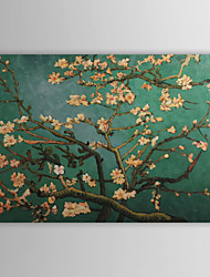 Hand-painted Oil Painting Branches of an Almond Tree in Blossom Landscape Van Gogh
