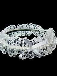 Women's Lace Headpiece-Wedding Special Occasion Headbands