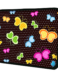 Butterfly Laptop Sleeve Case for MacBook Air Pro/HP/DELL/Sony/Toshiba/Asus/Acer