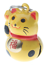 Fortune Cat Collar de Bell Estilo para Gatos Cães