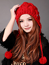 Deniso-1191 Fashion Knit Winter Ear Flap Hat(Multi-Color Available)
