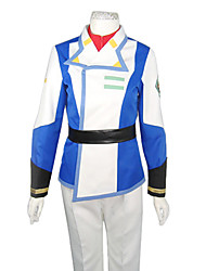 traje cosplay inspirado Gundam Seed kira yamato
