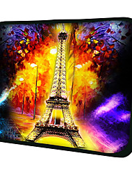 Torre Eiffel Laptop Sleeve Funda para MacBook Air Pro / HP / Dell / Sony / Toshiba / Asus / Acer