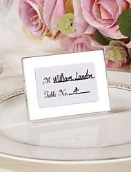 Silber Mini-Karte Platz Frames