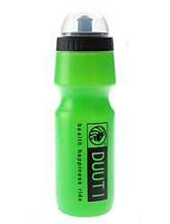 Cycling Sport Water Bottle - Green (750ml)