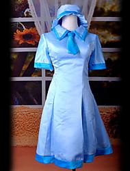 Hatsune Miku Blue Cosplay Costume