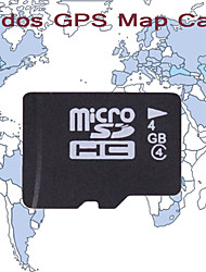 KUDOS GPS Map Card, With 4GB TF Card