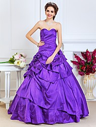 TS Couture® Prom / Formal Evening / Quinceanera / Sweet 16 Dress - Regency Plus Sizes / Petite A-line / Princess / Ball Gown Strapless / Sweetheart