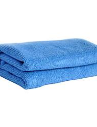 Car Wash Handtuch (Dark Green, Sky Blue, Dark Blue 30 * 60cm)