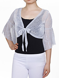 Dancewear Tulle Belly Dance Top For Ladies More Colors