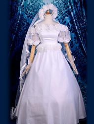 usagi tsukino Hochzeitskleid Cosplay