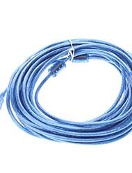 Câble USB 2.0 pour imprimante (10m)