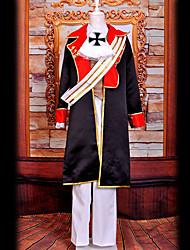 Cosplay Costume Inspired by Hetalia Prussia Seven Year's War Uniform