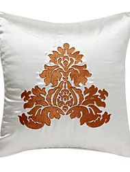 Silk Pillow Cover , Novelty Modern/Contemporary