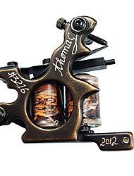 Brass Tattoo Machine Gun