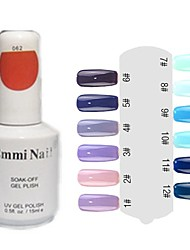 Gel UV Cor linda Nail Polish (15 ml, 1 frasco)