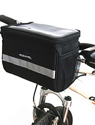 Bike BagBike Handlebar Bag Bicycle Bag 600D Ripstop Cycle BagIphone 4/4S Iphone 6/IPhone 6S/IPhone 7 Iphone 5 C Samsung Galaxy S4 Samsung