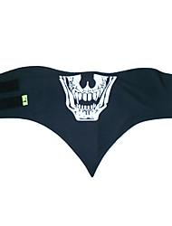Lidakis - (S12-016) Skull Head Gesichtsmaske (Dark Blue)