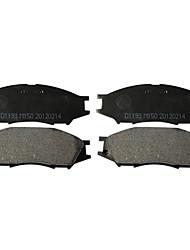 OEM Replacement Front  Brake Pad 1988-2000  Honda Civic