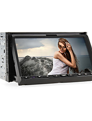 2 Din 7-inch TFT Screen In-Dash Car DVD Player With DVB-T,Navigation-Ready GPS,Bluetooth,iPod-Input,RDS