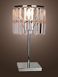 Modern Crystal Table Light in Simple Designed Style
