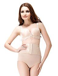 calcinhas de cintura alta da frente busk fechamento shapewear em chinlon e spandex sexy lingerie shaper