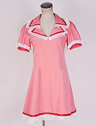 amor ala Meiko rosa traje cosplay vestido de enfermeira