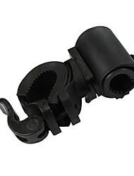 360 Grad drehbaren 8-förmigen Clip-Halter für Fahrradbeleuchtung 74304