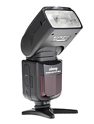 "Oloong SP-690II LCD de 2,0 ""flash Speedlite para Nikon Speedlight (4 x AA)"