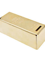 Creative Gold Bullion Coin Bank en forme