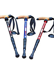 Super-light T Type Functional Hiking Poles (Random Color)