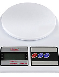 Kitchen 5KG Food Diet Desktop Digital Scale (2xAA)
