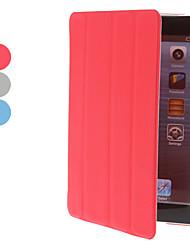 stippen pu lederen case w / stand voor iPad mini 3, ipad mini 2, ipad mini (verschillende kleuren)