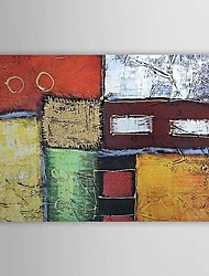 Hand Painted Oil Painting Abstract 1303-AB0431
