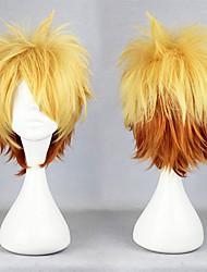 cosplay peluca inspirada en amnesia ver tv. Toma