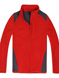 Langzuyoudang Men's Outdoor Windproof Fleece Jacket