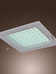 4W Modern LED Flush Mount Lights Square Shape