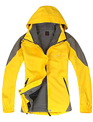 Langzuyoudang Women's Waterproof hiking Jacket