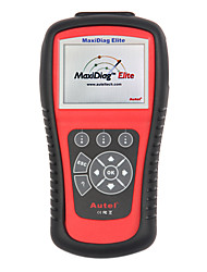 Autel® MaxiDiag MD03 Elite SRS Code Scanner Diagnose for 4 Systems