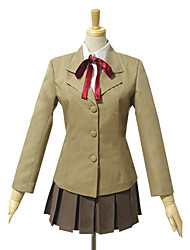 School Uniform Cosplay Cosplay  Inspired by HeartCatch PreCure! Myōdō Academy's Senior High Girls' School Uniform