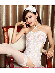 Women Lace Lingerie Nightwear , Lace/Others/Satin