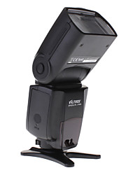 VILTROX JY-680 Camera Flash Speedlite Speedlight (Black, 4 x AA)