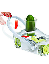 Fruit Vegetable Automatic Slicing Tool