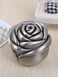 Vintage Rose Design Tutania Jewelry Box