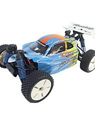 1:16 Scale RC Truck Electric Powered 4WD Off-Road Cross-Country Racing Car Radio Remote Control Trucks Toys