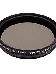 Пикселя 52 мм фильтр нейтральной плотности ND2 ND400 с крышкой объектива
